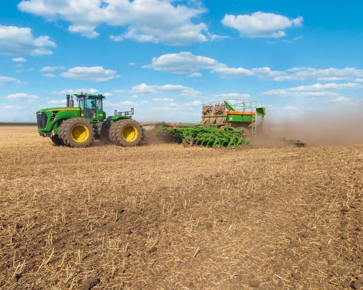 Сев пшеницы вСША может обновить 100-летний минимум