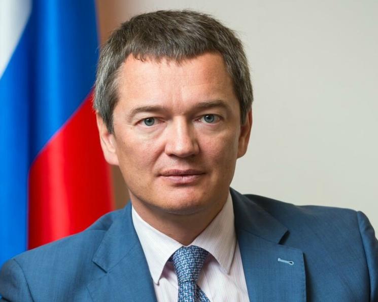 Игорь Кузин освобожден отдолжности замминистра