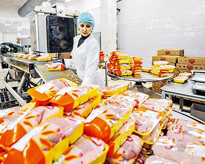 Региональные птицефабрики уходят срынка