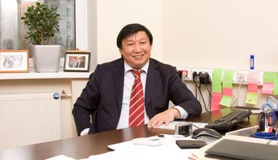 Зоригто Саханов
