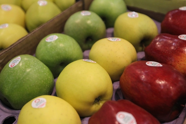 Ввоз яблок вырос на 39%