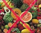 Россия запретила ввоз украинских овощей и фруктов