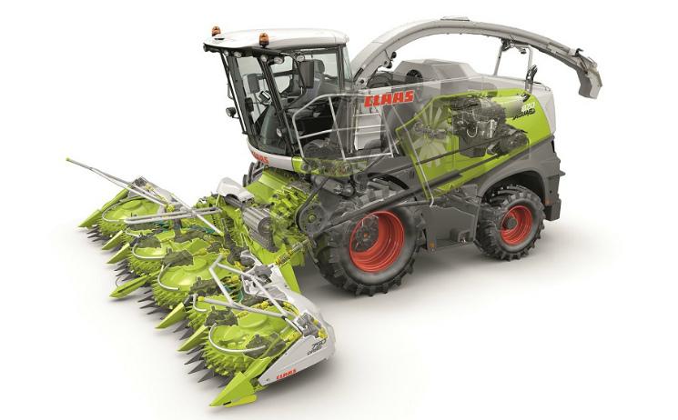 Партнерский материал: CLAAS: усовершенствованный JAGUAR повысит эффективность уборки кормовой массы