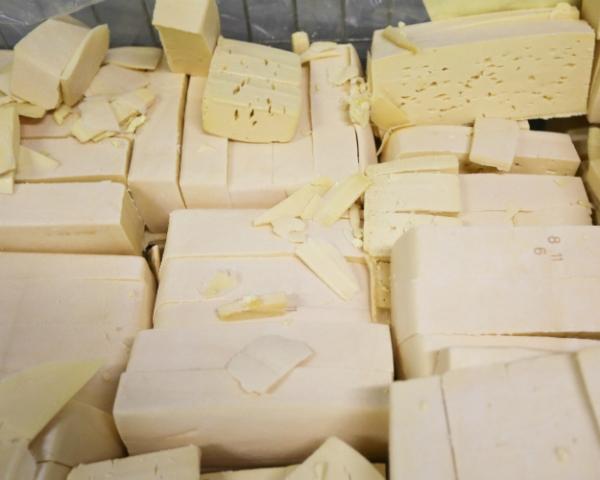 Рынок сыра после эмбарго: рост производства пошел наспад