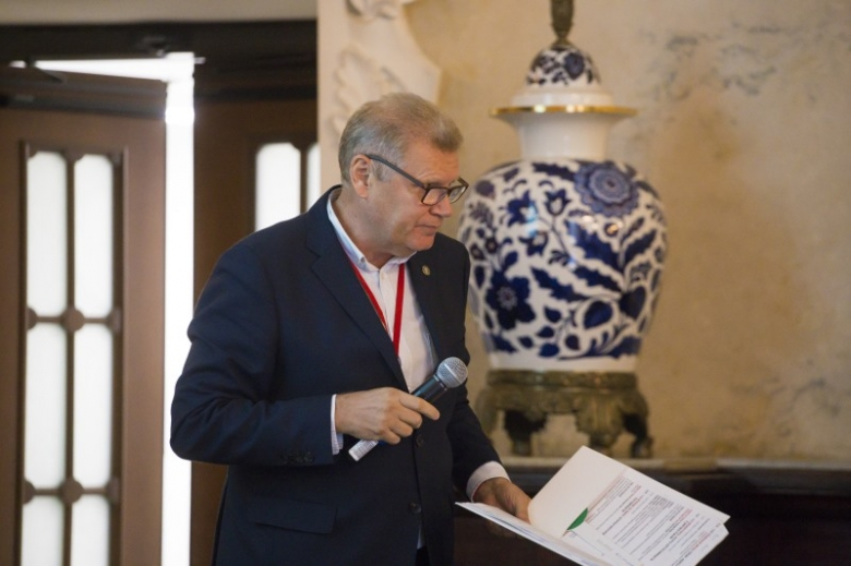 Александр Фомин, Государственный университет по землеустройству, профессор