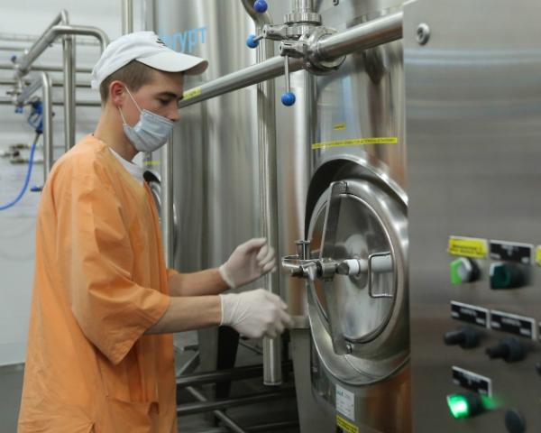 «Русагро» может вложить $1 млрд вновый проект попереработке молока наДальнем Востоке