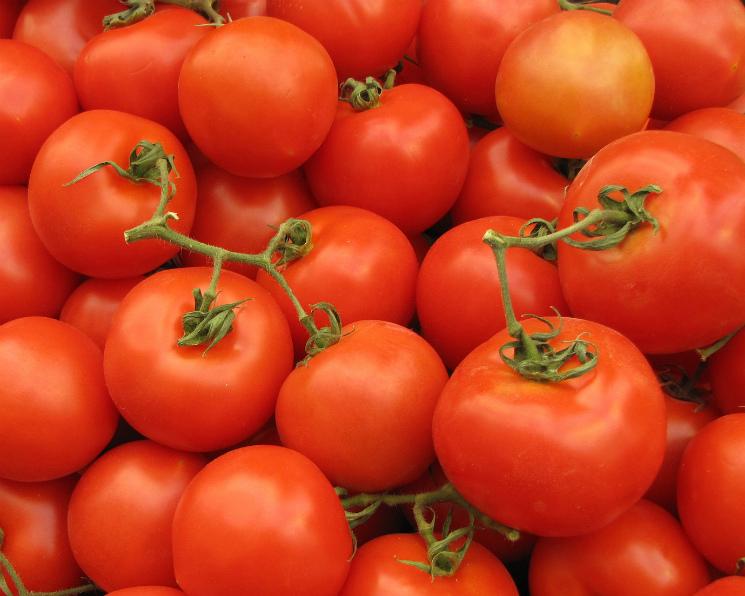 В2017 году импорт томатов вырос на11%