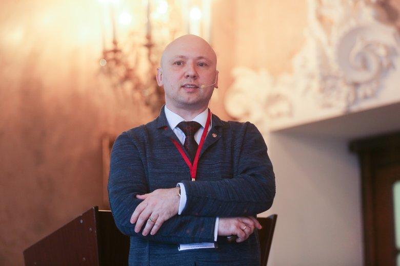 Алексей Японцев, руководитель R&D (Россия иКазахстан), «Эвоник химия» (Evonik)