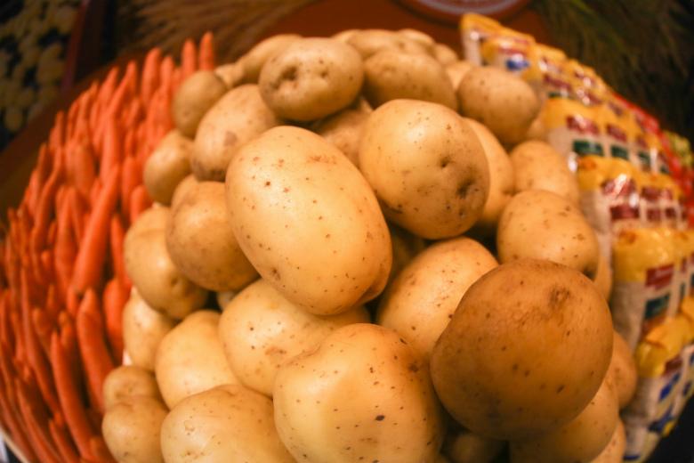 1. Картофель