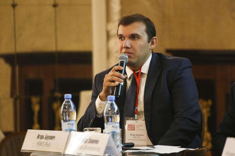 Игорь Бруевич, генеральный директор, KWS Rus