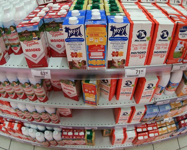 Обязательная маркировка молока стартует 1июня 2020 года