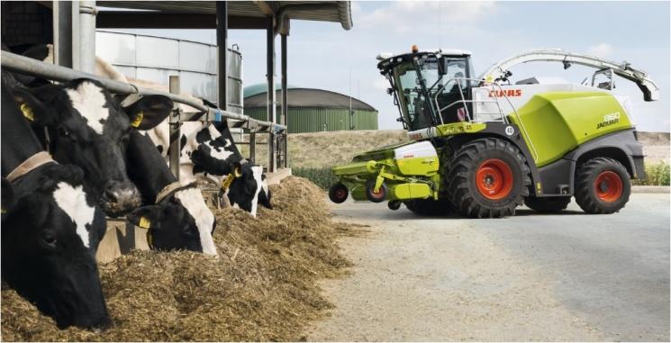 Партнерский материал: CLAAS: уникальная технология заготовки кукурузного силоса Shredlage® пришла вБеларусь