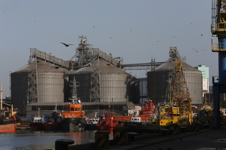 Крупнейший экспортер зерна поучаствует всоздании терминала вНовороссийске