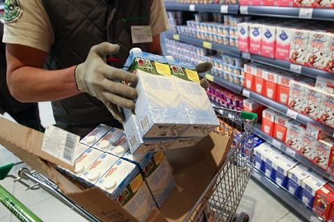 Потребление молочной продукции может увеличиться на 3,4%