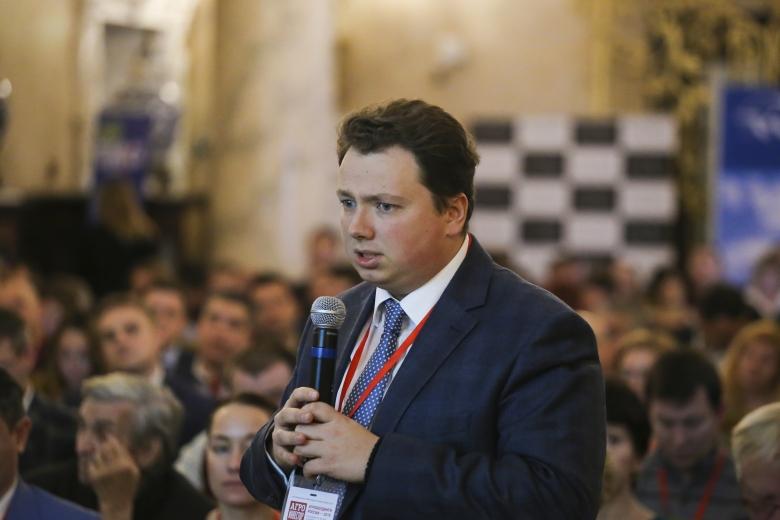 Александр Шендерюк-Жидков, директор, управляющая компания «Содружество»