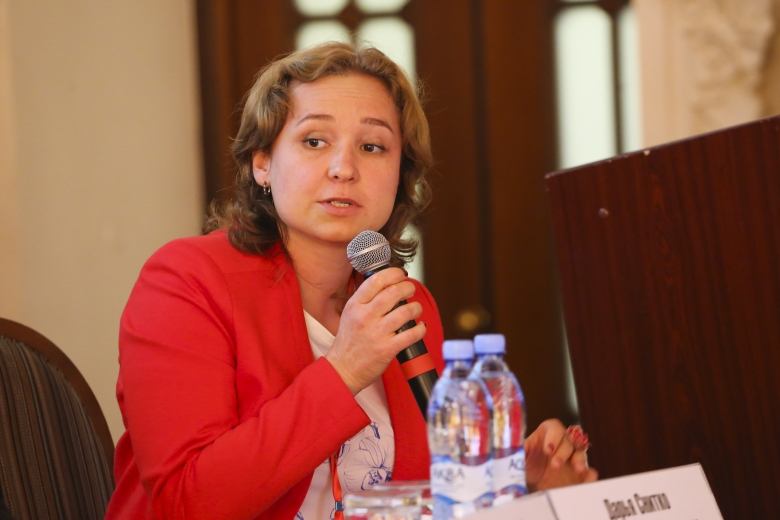 Дарья Снитко, руководитель, Центр экономического анализа Газпромбанка