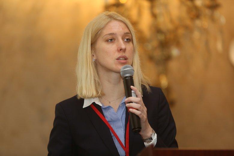 Надежда Орлова, генеральный директор, Abercade