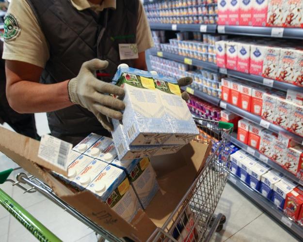 Импорт сухого молока издальнего зарубежья удвоился