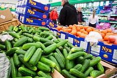 Овощи лидируют по уровню роста цен