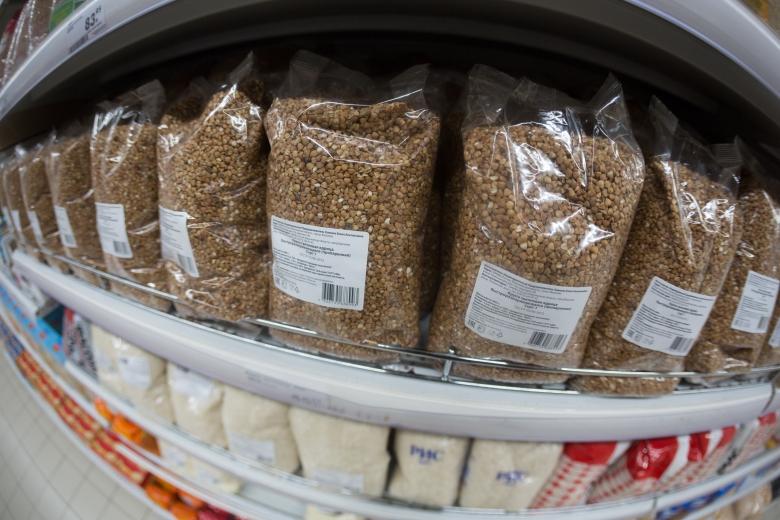 Рост цен на продовольствие в 2015 году внес в инфляцию 5,2 п. п.