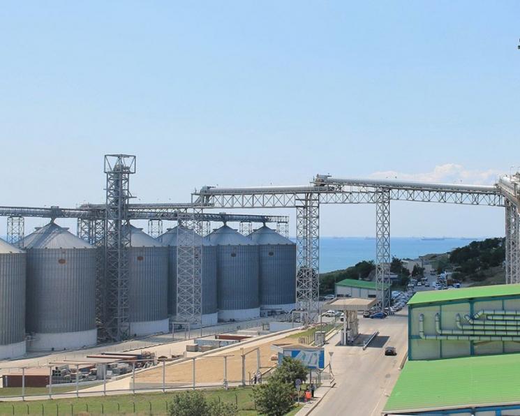 ВТБ выкупил 50% зернового терминала «Тамань» у Kernel