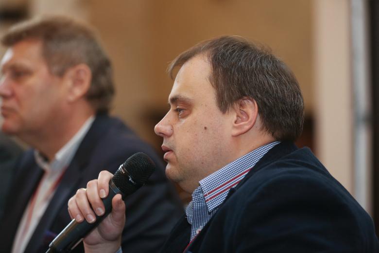 Игорь Павенский