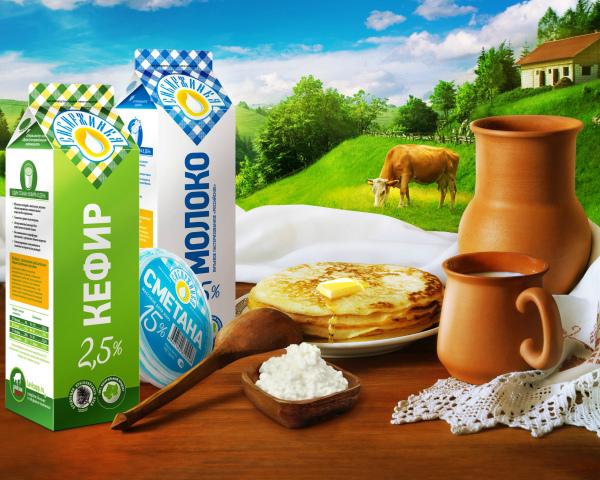 Производители молока красноярский край