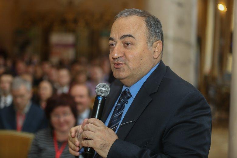 Мушег Мамиконян, президент, Мясной совет Единого экономического пространстваТС