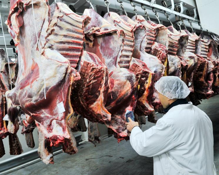 Событие года, Ноябрь 2017: Новый рынок для российского мяса