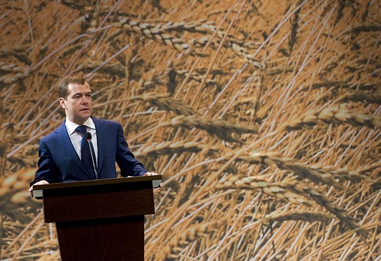 Дмитрий Медведев призывает не жалеть денег на сельское хозяйство