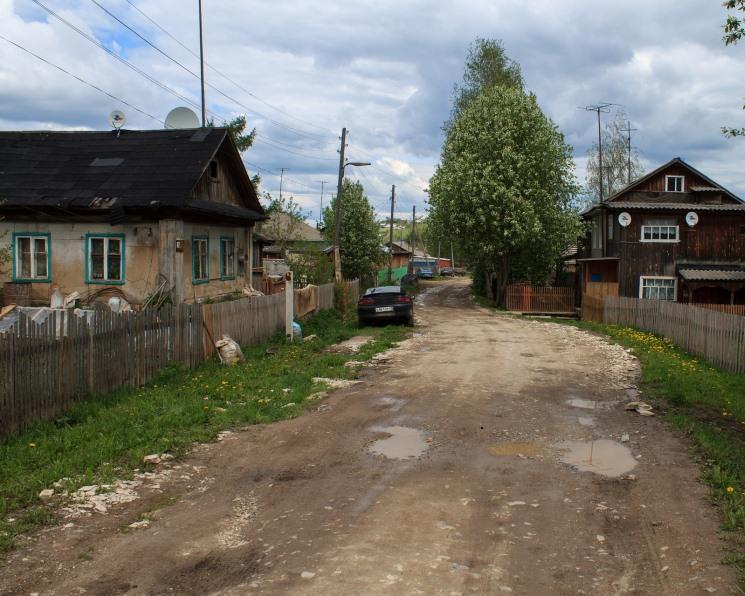 Социальная полусфера села