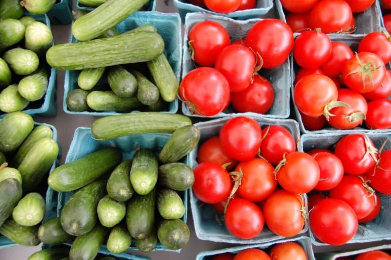 Плодоовощная продукция в 2015-м подорожала на 17,4%