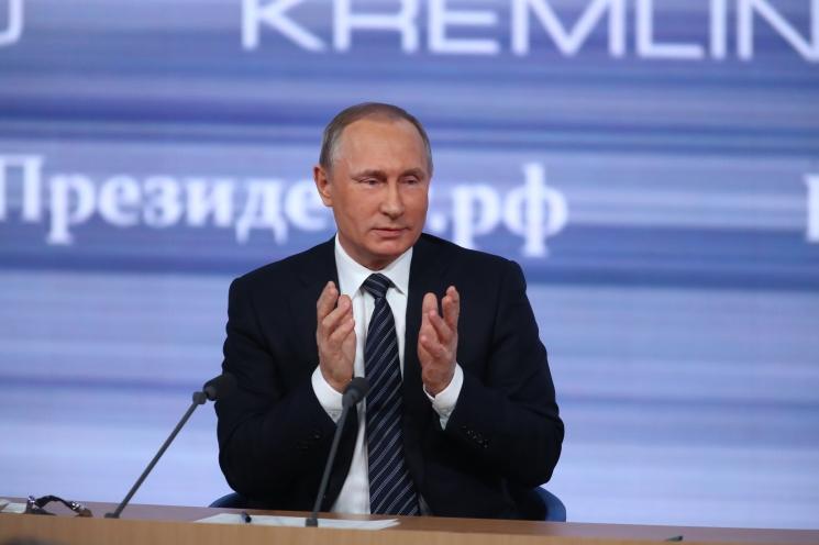 Владимир Путин неисключил проведения зерновых интервенций