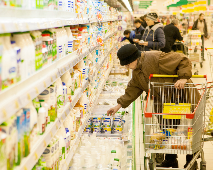 В2017 году мировая торговля продовольствием увеличится на $86 млрд