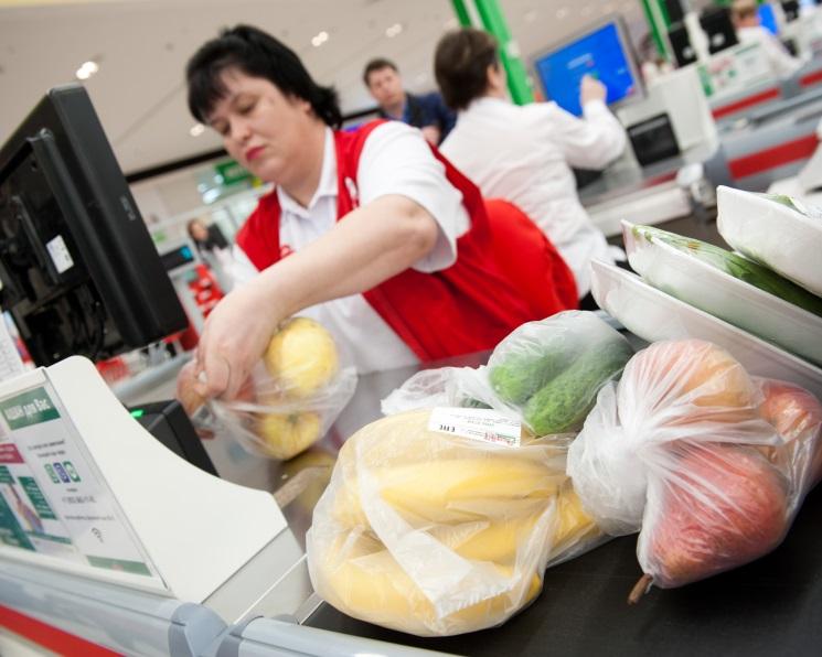 Средний чек россиян заполгода вырос натреть