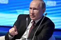 Владимир Путин поручил ввести пошлины на европейские гербициды