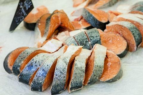 Минсельхоз: среднее потребление рыбы в стране достигнет 25кг в год