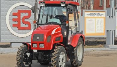 ВМТЗ представил новый трактор