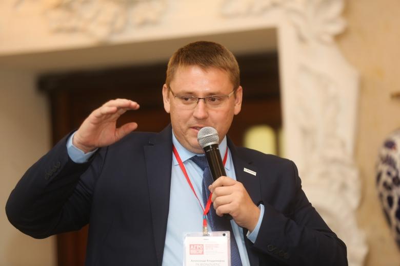 Александр Владимиров, Исполнительный директор, Бионоватик