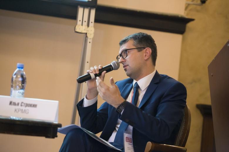 Илья Строкин, директор практики по работе с компаниями сельскохозяйственного сектора России и стран СНГ, KPMG