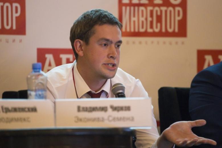 Владимир Чирков, исполнительный директор, «Эконива-Семена» (ГК «Эконива»)