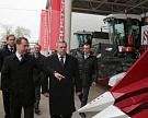 Россия увеличит выпуск современных комбайнов в 4-5 раз