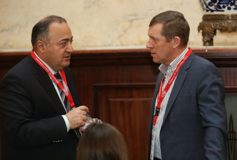 Мушег Мамиконян и Александр Жуковский