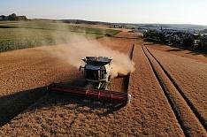 За девять месяцев агропроизводство сократилось на 3,3%