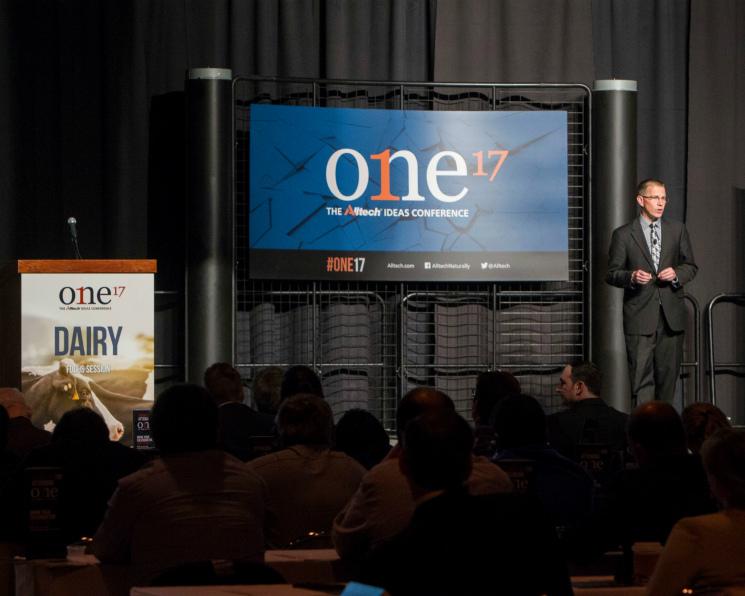 Партнерский материал: ONE: Конференция Идей Alltech приглашает производителей молока изучить новаторскую силу идей