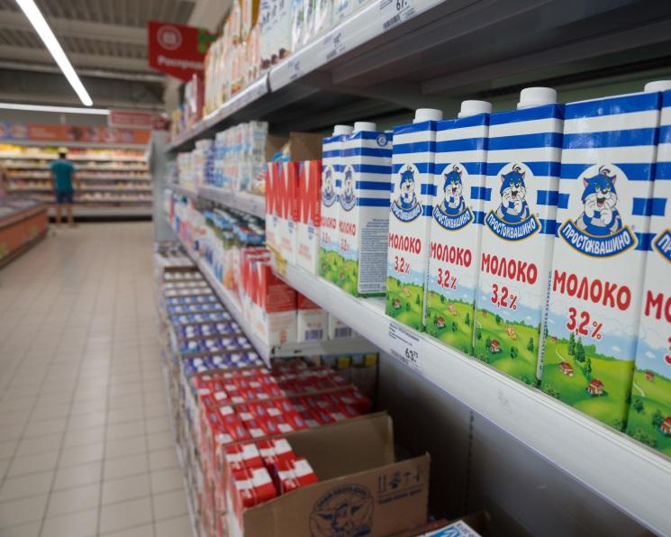 Потребление молока исыров продолжает снижаться