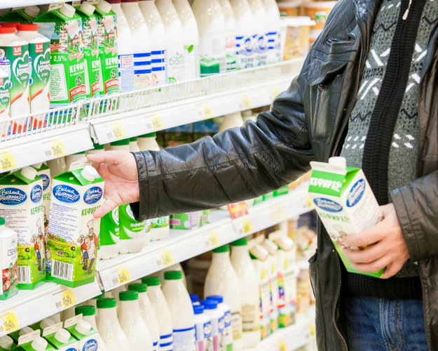 Минэкономразвития выступило против ужесточения маркировки молока