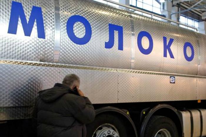 Молочные войны с Белоруссией