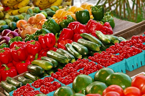 За пять лет овощи подорожали на 22%
