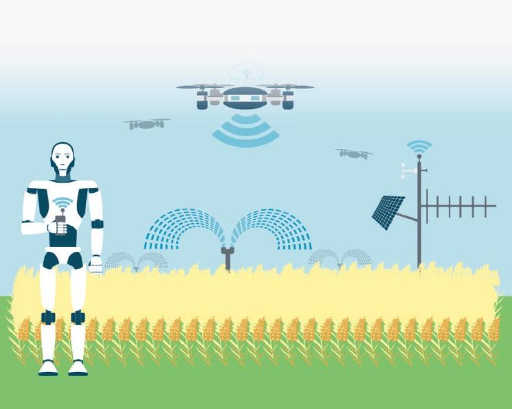Цифра в поле. Уникальные цифровые решения в сельхозмашиностроении